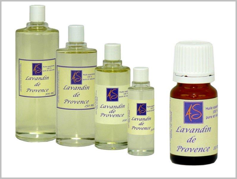 notre choix d'huiles essentielles de lavandin