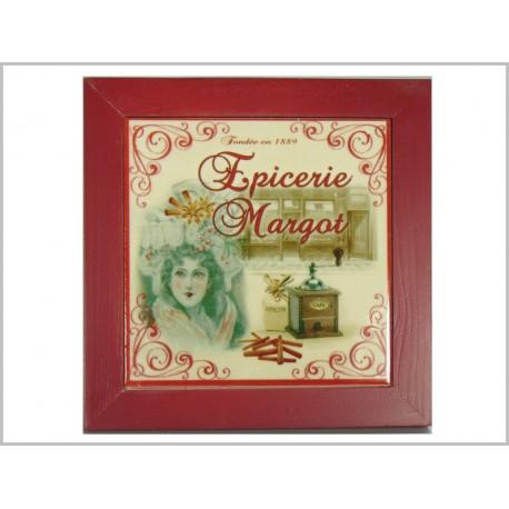 DESSOUS DE PLAT <br> EPICERIE DE MARGOT
