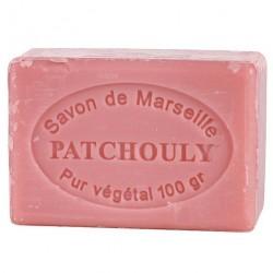 SAVON DE MARSEILLE PATCHOULI -100 GR.