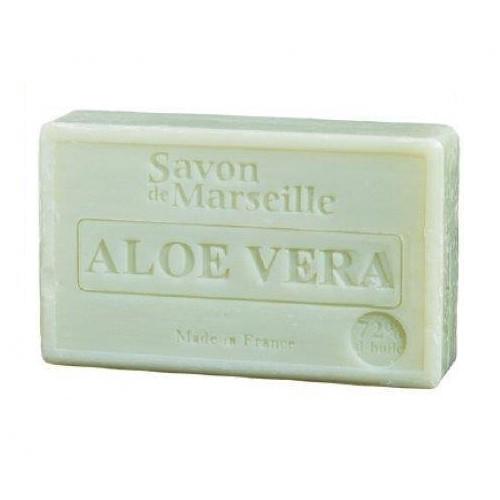 SAVON DE MARSEILLE A L'ALOE VERA -100 GR.