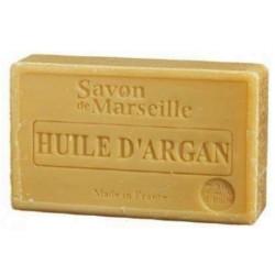 SAVON DE MARSEILLE A L'HUILE D'ARGAN - 100 GR.