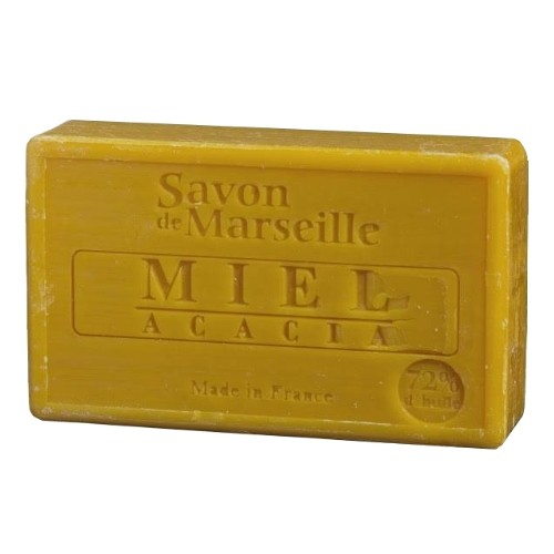 SAVON DE MARSEILLE MIEL-ACACIA-100 GR.
