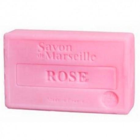 savon de marseille a la rose