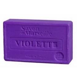 SAVON DE MARSEILLE VIOLETTE-100 GR.