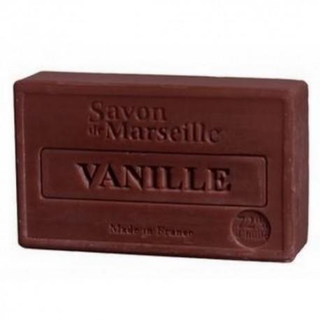 SAVON DE MARSEILLE VANILLE-100 GR.