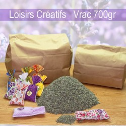 Fleurs de lavande pour sachet-700gr