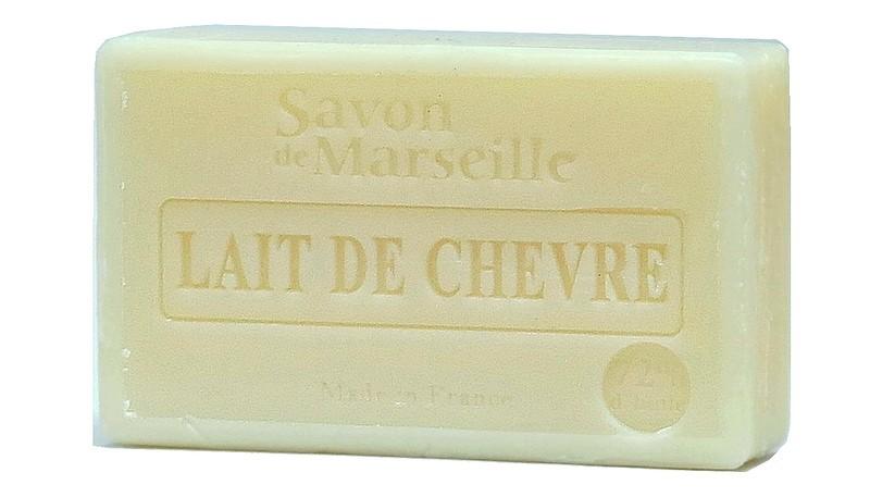 SAVON DE MARSEILLE LAIT DE CHEVRE-100 GR.
