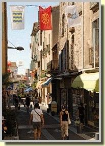 La cité d'Agde