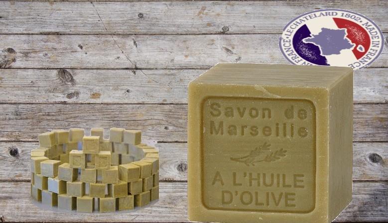 Savons de Marseille Le Chatelard